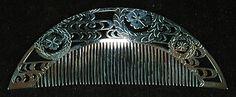 Japanese Vintage: KUSHI Comb Kanzashi