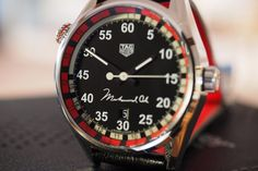 The TAG Heuer Special Edition Tribute To Muhammad Ali