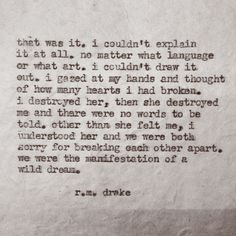 """Excerpt from """"dead pop art"""" #622 by Robert M. Drake #rmdrake @rmdrk     New book """"black butterfly"""" coming soon - April 2015.  Beautiful chaos is now available through my etsy. The link can be found in my bio."""
