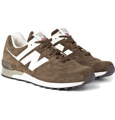 new sneajers   New Balance 576 Suede Running Sneakers   Sneaker Cabinet