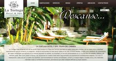 Hotel La Tortuga- #Social Media