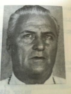 Michael Spinella aka Martin Steel (b 1894-d 1971) was  a Sicilian born soldier in the Genovese family. He served under capo Mike Miranda and was associated with top mobsters like Luciano, Profaci, Genovese and Costello. He was a killer,  large drug trafficker and a one time member of the infamous Purple Gang. He had a crime record that mentioned assault, murder, robbery, battery and attempted murder. Spinella got deported to his native Italy in 1953. Not that it made much of achange, he…