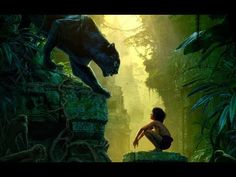 """Directed by Jon Favreau (""""Iron Man""""), based on Rudyard Kipling's timeless stories and inspired by Disney's classic animated film, """"The Jungle Book"""" is an all. The Jungle Book, Jungle Book 2016, Jungle Jungle, Jungle Life, Film Disney, Disney Movies, Disney Pixar, Walt Disney Pictures, Live Action"""