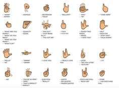 A Keyboard App For Sign Language - BuzzFeed News