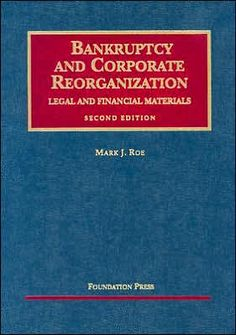 Essays on corporate bankruptcy