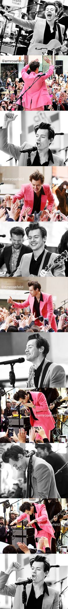 Harry Styles | on the Today Show 5.9.17 | emrosefeld |