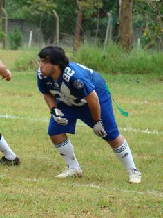 Big Donkeys @ Portuguesa. Campeonato Paulista de Flag 2011.