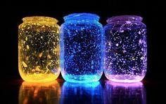 Was kann man mit Leuchtstäbchen noch machen ?! Auf folgende Seite finden Sie noch eine Dekoidee. Hier zeigen wir was kann man noch mit Leuchtstäbchen machen