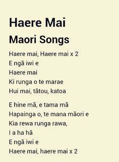School Resources, Teaching Resources, Maori Songs, Activities For 5 Year Olds, Culture Quotes, Maori Art, Guitar Songs, Special Education Teacher, Nursery Rhymes