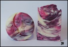 feathered ITP Swirl Soap