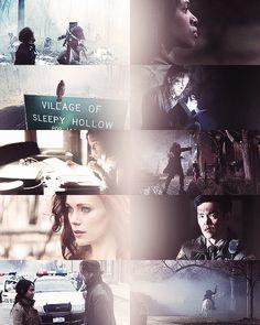 Pilot   Sleepy Hollow  #TVshow #show #TV