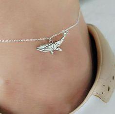 ORİGAMİ BALİNA GÜMÜŞ HALHAL- CF15902 CARUZA Jewelery Design Atelier.925 ayar gümüşrose renk, gümüş renk(kaplamasız) veya.... 411676