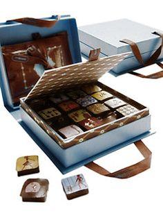 MarieBelle - Vanity Purse Chocolates