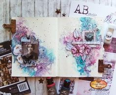 Lisa Rabellino is here today to inspire you with her newest canvas. Check our blog (link in bio)