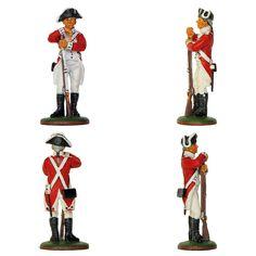 """Soldado - Infantería de marina - G.B. - 1795 (Colección """"Soldados de las Guerras Napoleónicas"""" editada por delPrado - 60 mm)"""