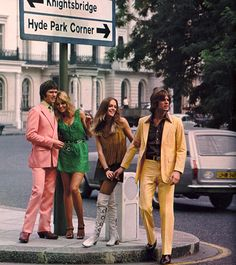 white over the knee boots get guy in yellow suit