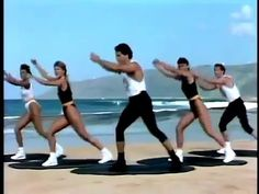 Gilad's Bodies in Motion 30th Anniversary Show - Full Workout - YouTube