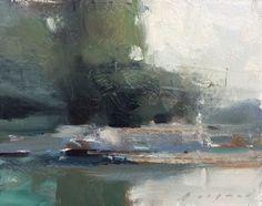 "On the Delta by Simon Addyman Oil ~ 8"" x 10"""