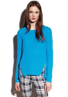 Fall 2014 Women  76-8485 Autumn, Fall, Cashmere, Blouse, Long Sleeve, Sleeves, Tops, Women, Fashion
