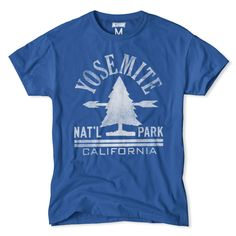 Yosemite Nat'l Park Foundation Tee  portion of sale goes to support of national parks!