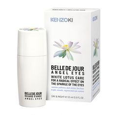 KENZOKI BELLE DE JOUR Angel Eyes: they used to sell this at Barcelona T1 airport and I always loved testing it (but never bought it)