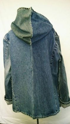 Spring denim jacket for her a gift for her this Mother's