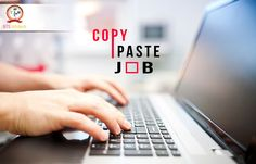 Earn by working from home just by copy paste job. For more detail visit http://www.ntsinfotechindia.com/