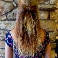 Hairbow in my hair!