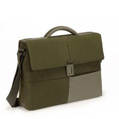 Street 2.0 One Briefcase Olive