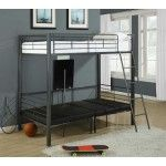 Coaster Furniture - Twin-Over-Twin Convertible Loft Bed - 460264   SPECIAL PRICE: $585.99