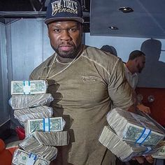 50cent flaunts wads of dollars on Instagram [PHOTO]   The rapper who filed for bankruptcy had his case ended when a judge signed off on a deal that finds the rapper (real name Curtis Jackson) paying out $23 million to his creditors over the next five years. Specifically 50cent owes $17 million to the audio equipment company Sleek Audio and $6 million to Lastonia Leviston. Jackson was prompted to file for bankruptcy after losing a privacy lawsuit to Leviston last year. Leviston  who has a…