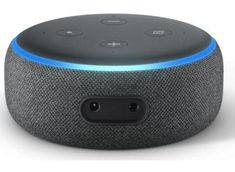Echo Dot is a voice-controlled Smart Speaker with Alexa, perfect for any room. Just ask for music, news, information, and more. You can also call almost anyone and control compatible smart home devices with your voice. Amazon New, Amazon Echo, Amazon Alexa Devices, Smart Home Switches, Echo Speaker, Cool Things To Buy, Ideas, Apple Music, Tutorials