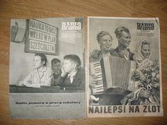 """Czasopismo """"Radio i Świat"""" – 1952 r. 9390920018 - Allegro.pl Cover, Books, Libros, Book, Book Illustrations, Libri"""
