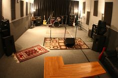 Stereotrain Rehearsal Studios in Burbank, US
