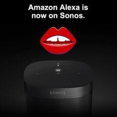 Amazon Alexa llegó a Sonos en Canada. Prontamente al resto de los países. Hoy en día si algo no tiene Alexa Hey Google o Siri esta en panga!  Sígueme y te mantendré al día con la tecnología!  #ios #Android #geek #gadgets #geekworld #tech #techy #techtips #tips #technology #tecnologia #panama #panamá #instacool #instalike #instatech #instadaily #techie #technews #nerd #Apple #iphone #sonos #hustle #blogger #blog #alexa #siri #heygoogle