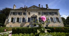 Stunning Swiss chateau goes under hammer
