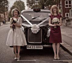 Lydia's Wedding Taxi