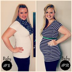 16weeks Pregnancy Bump, Second Pregnancy, 8 Week Baby Bump, First Baby,  Second