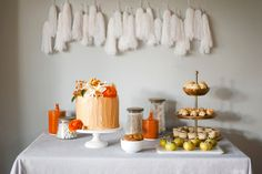 ... inspiration on Pinterest | Drinks, Brunch Buffet and Dessert Tables