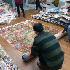 Packing carpet
