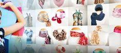 Foulards, écharpes, châles, chèche, ... en solde jusqu'à -80% chez Allée du Foulard