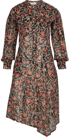 Cotton Dresses Online, Dresses With Cowboy Boots, Western Style Shirt, Oversized Jacket, Isabel Marant, Casual Looks, Latest Trends, Cold Shoulder Dress, Feminine