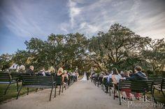 Wedding at Boone Hall Plantation