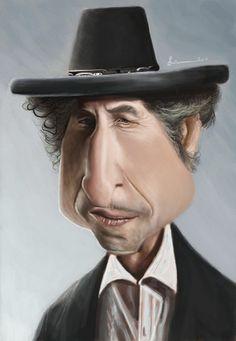 Bob Dylan (by jonesmac2006)