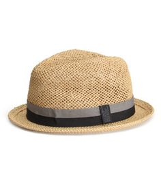 80a0965467594 Men | Accessories | Hats/Scarves/Gloves | H&M US Natural Man, Stylish