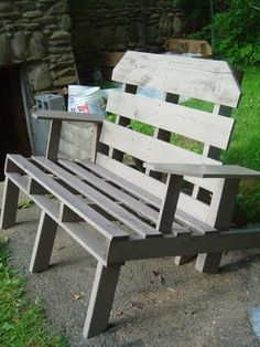 Made from old pallets