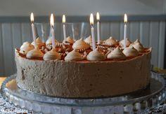 Mézeskalács konyha: Karamell torta