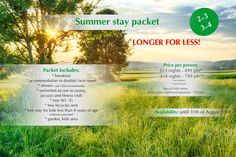 #crownpiasthotelpark #specialoffer #hotel #cracow #summer www.hotelpiast.pl www.facebook.com/crownpiasthotelpark CHECK IT!