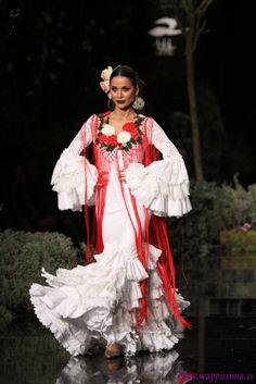 Traje de Flamenca - Aurora-Gavino - Simof-2015