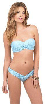 Tobi For Shore Bandeau Bikini Set